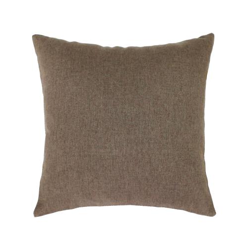 Melange светло-коричневый / Декоративная наволочка, 40*40 см