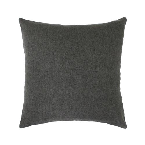 Melange серый / Декоративная наволочка, 40*40 см