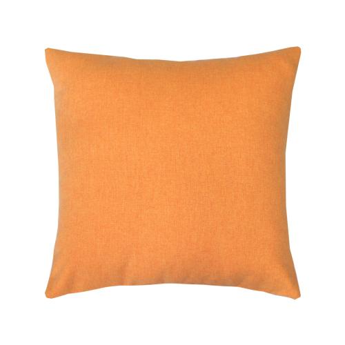 Melange абрикосовый / Декоративная наволочка, 40*40 см