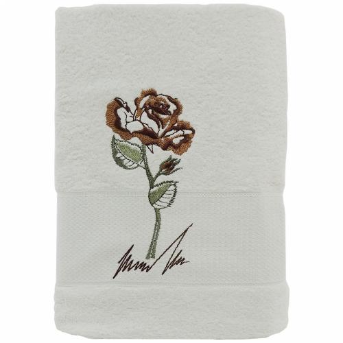 Роза Gursan / Полотенце в коробке, 1 шт. 70*140 см