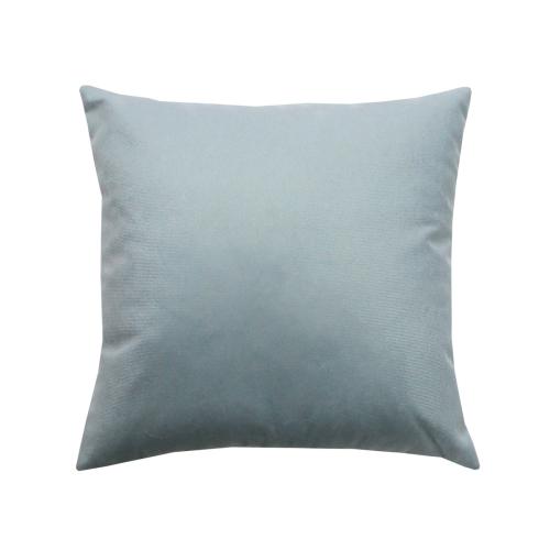 Aria серо-голубой / Декоративная наволочка, 40*40 см