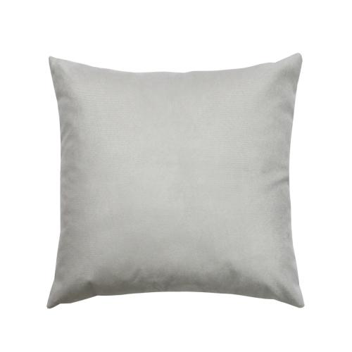 Aria светло-серый / Декоративная наволочка, 40*40 см