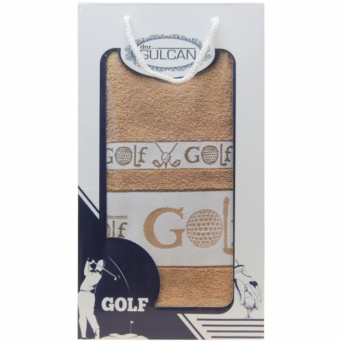 Golf Gulcan DNZ / Полотенце в коробке, 1 шт. 70*140 см