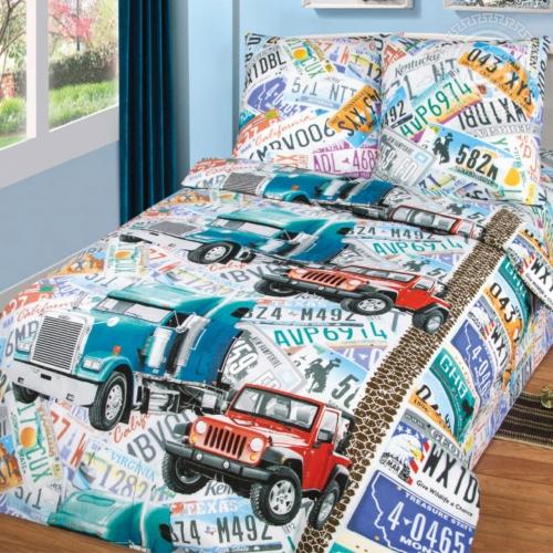 Автобан / Комплект 1,5-спальный