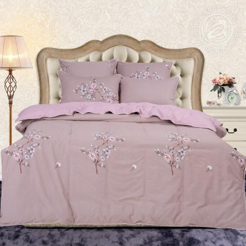 Гретта / Комплект 2-спальный с простынёй Евро
