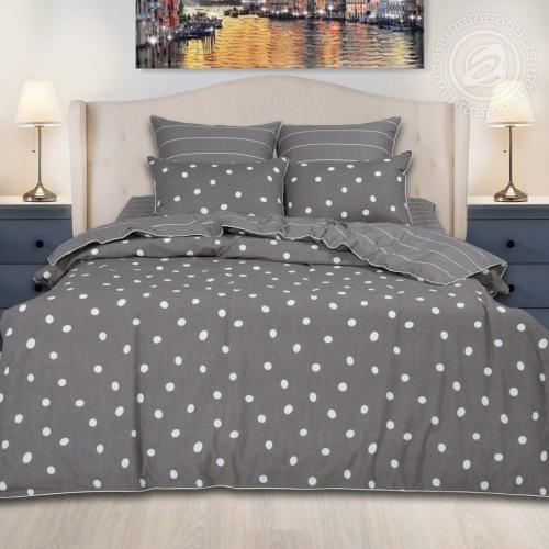 Изуми / Комплект 2-спальный с простынёй Евро