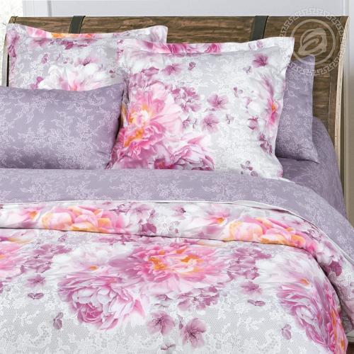 Княгиня / Комплект 2-спальный с простынёй Евро