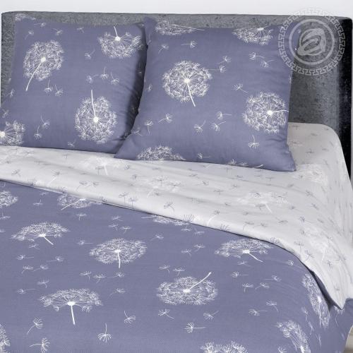 Невесомость / Комплект 2-спальный с простыней Евро