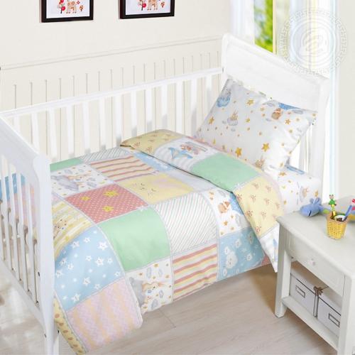 Растишка / Комплект детский (в кроватку)