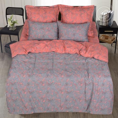 Самира / Комплект 2-спальный с простынёй Евро