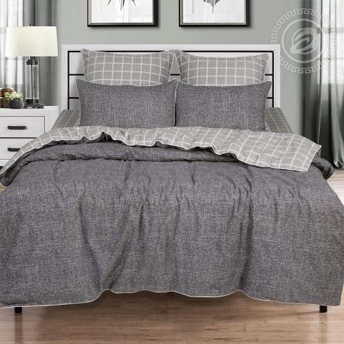 Стивен / Комплект 2-спальный с простынёй Евро