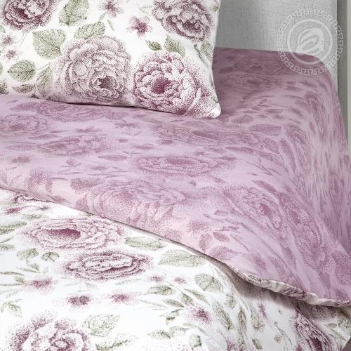Зарина / Комплект 2-спальный с простынёй Евро