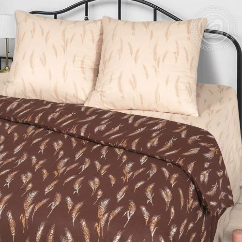 Златица / Комплект 2-спальный с простыней Евро